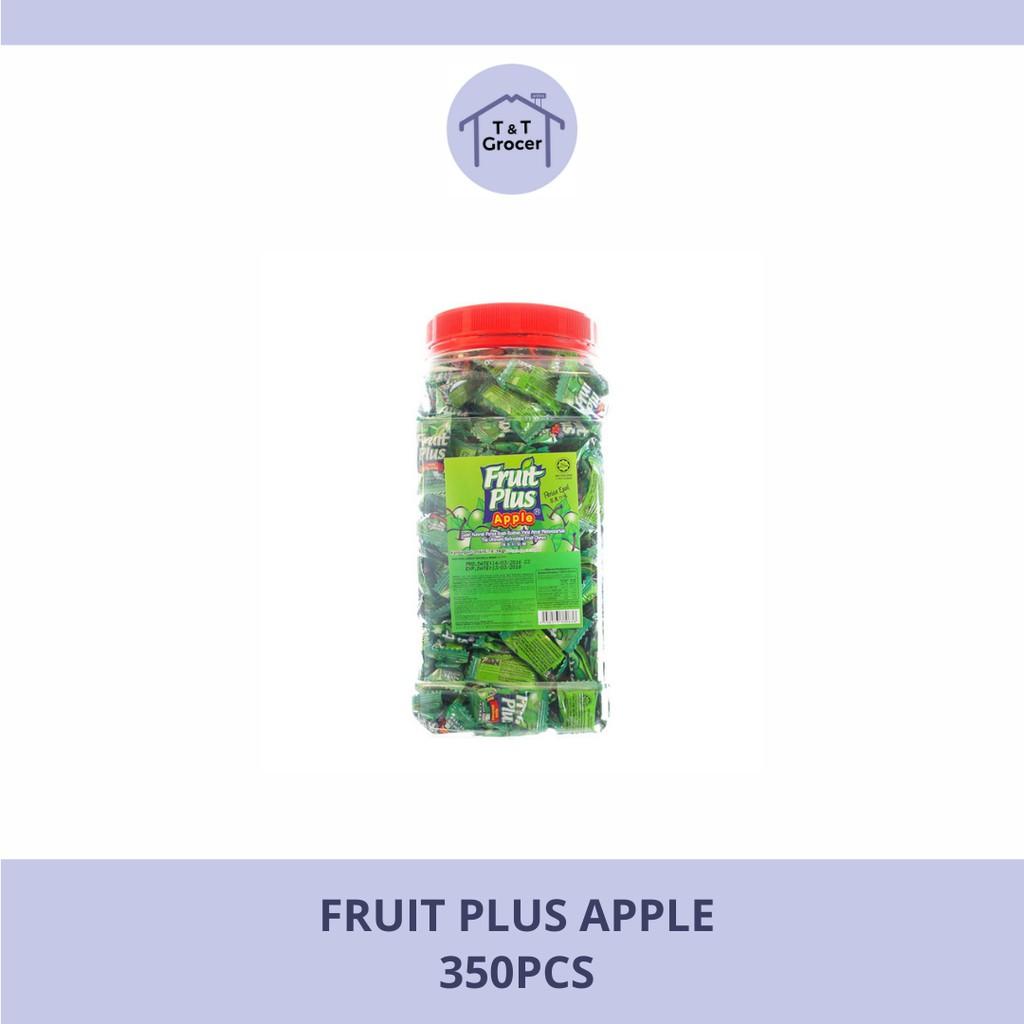 Fruit Plus 350pcs (Epal/ Blackcurrant/ Cool Mint Biru/ Guava/ Laici/ Mangga/ Oren/ Peach/ Strawberri/ Tropikal)