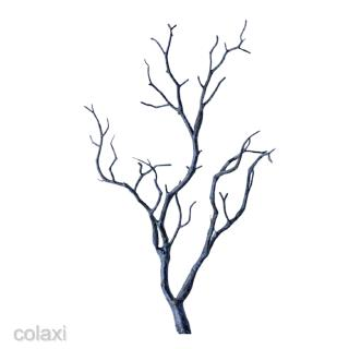 20 head Artificial Fake Plant Tree Branch Dry Twigs Church Office Home Decor