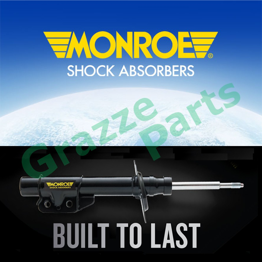 (2 pcs) MONROE OESpectrum Gas Absorber Front for 34787MM Toyota Land Cruiser HZJ80