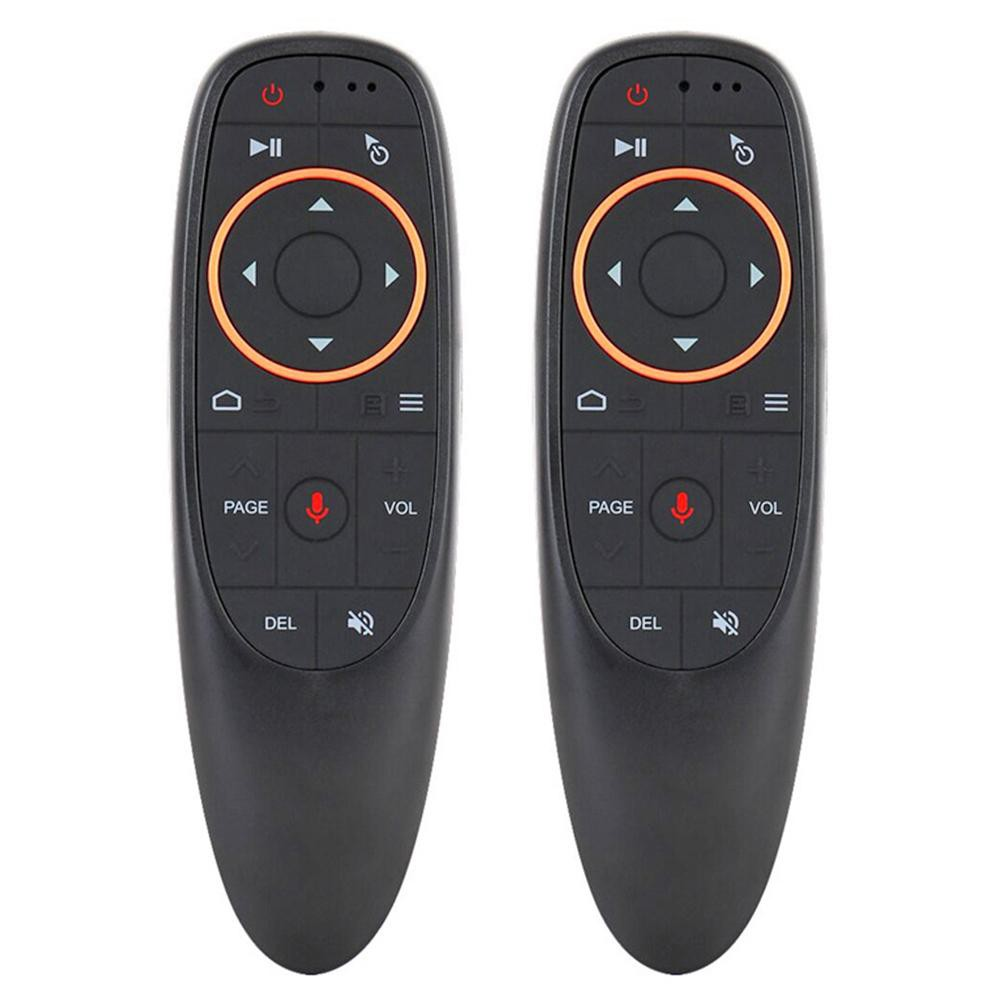 G10 Voice Remote Control 2 4G Wireless Smart Air Mouse for Android TV Box