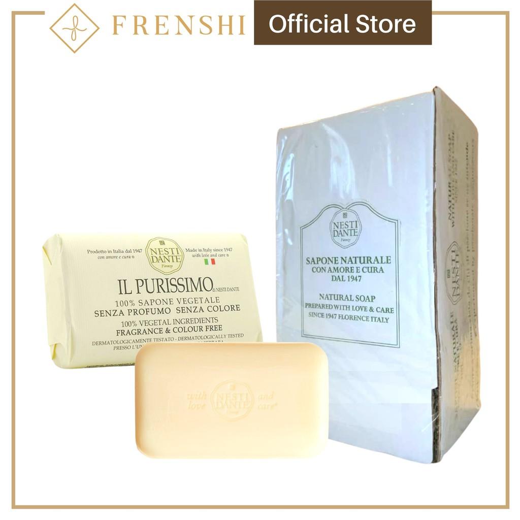 Frenshi Nesti Dante - Il Purrisimo Pure Soap Free Fragrance Soap 150g Combo Pack (6pcs/box)