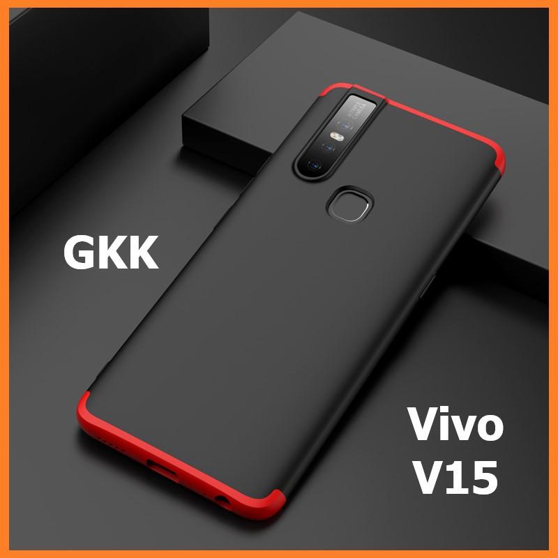 Vivo V15 GKK 360 Degree Protection Hybrid Case Cover Casing