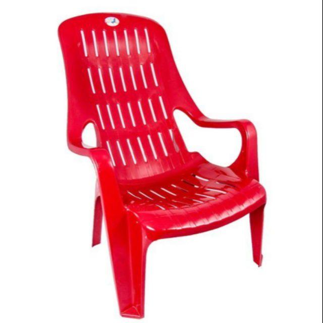 Maxonic Relax Chair Red Colour / Kerusi Selesa Warna Merah