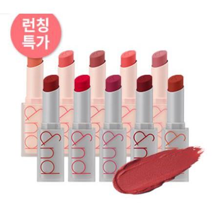 Rom&nd Zero Matte Lipstick 20 Color // Romand   Shopee