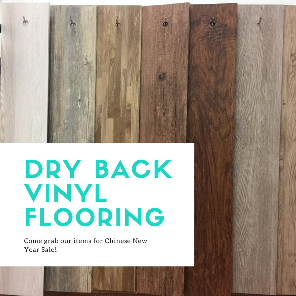 Vinyl Flooring Tahan Lasak