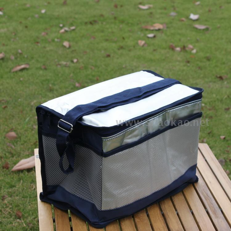 Picnic package preservation hot and cold picnic portable bag
