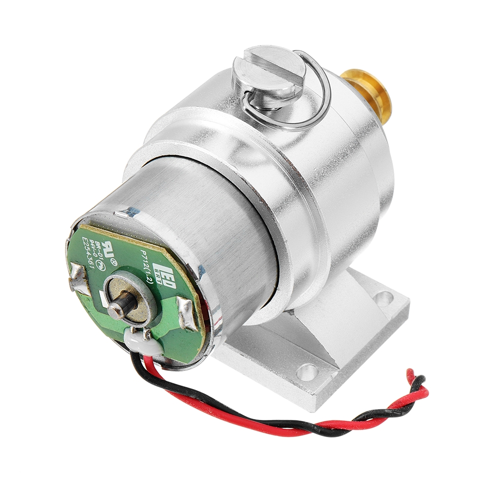 FD-3 Machined Dynamo Small Generator For Steam Engine Model