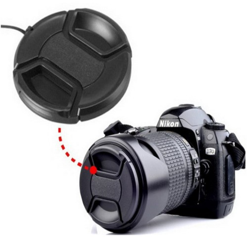 62mm Lens Cap Cover for Canon/Nikon/Universal