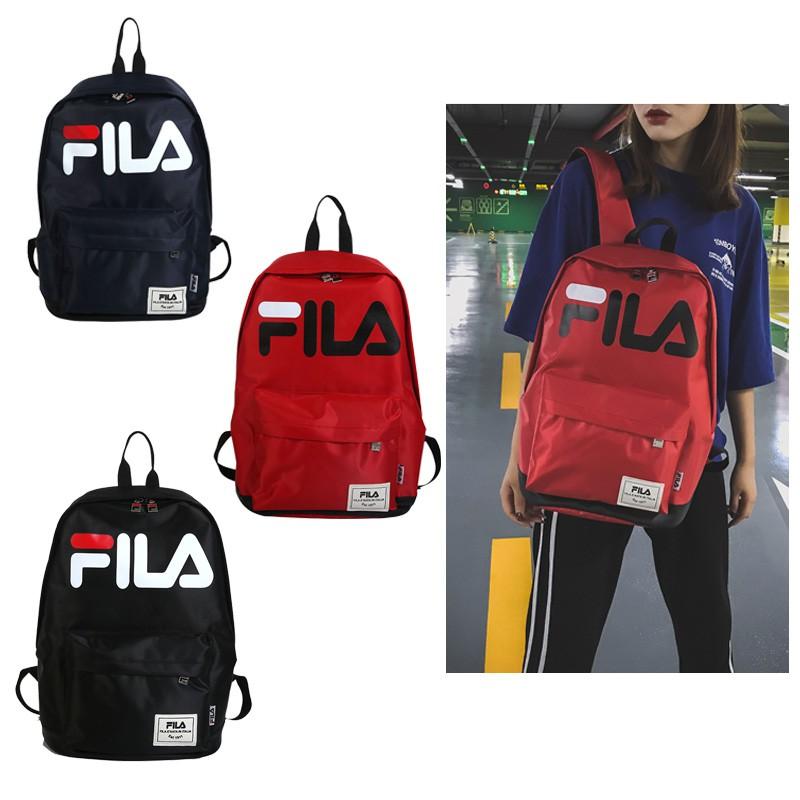 fe8d2dcb5790 Original Fila Champion Beg Sekolah School Backpack Casual Outdoor  Waterproof Bag