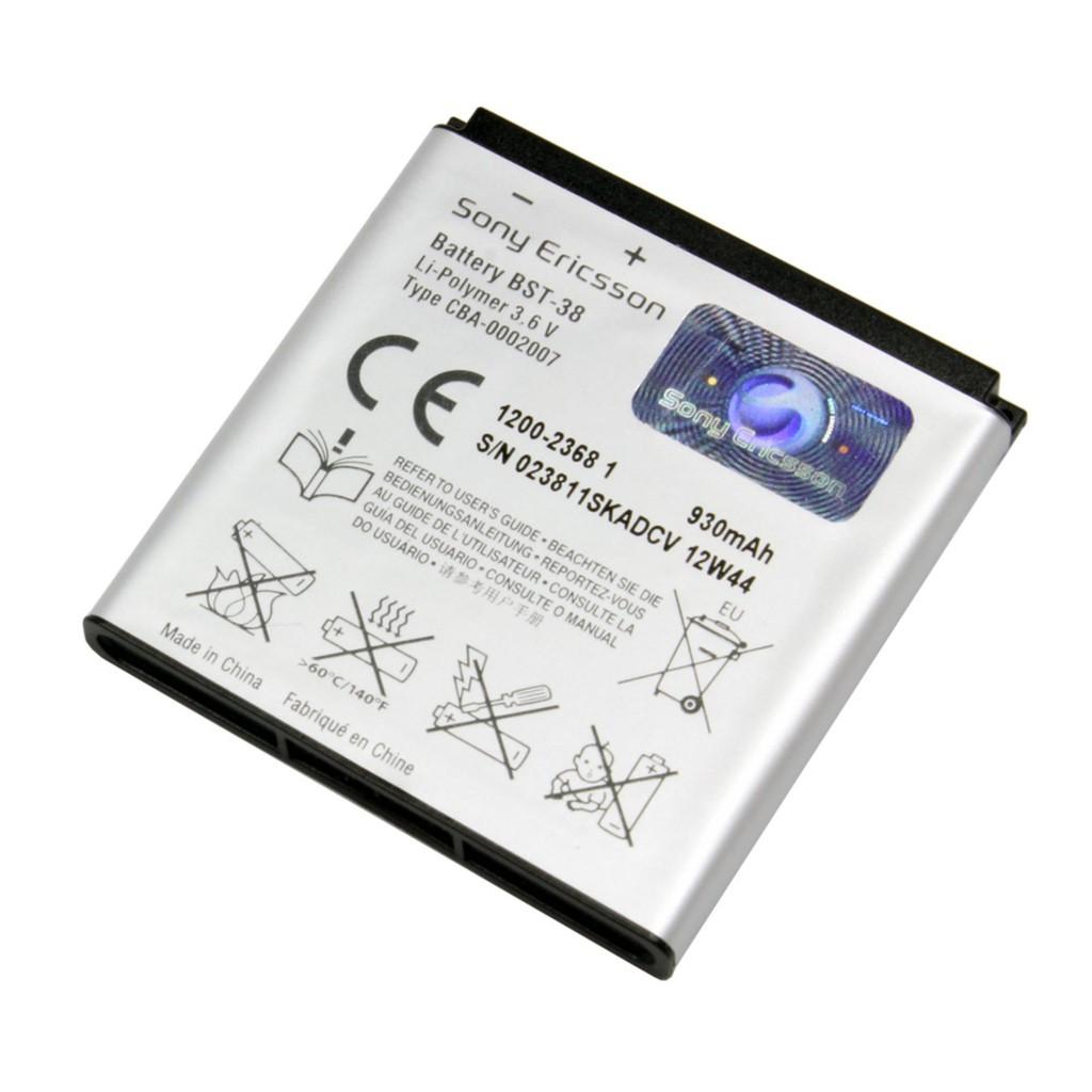 Original Sony Ericsson Phone Battery Sony Xperia X10 Mini E10 E10i Battery    Shopee Malaysia