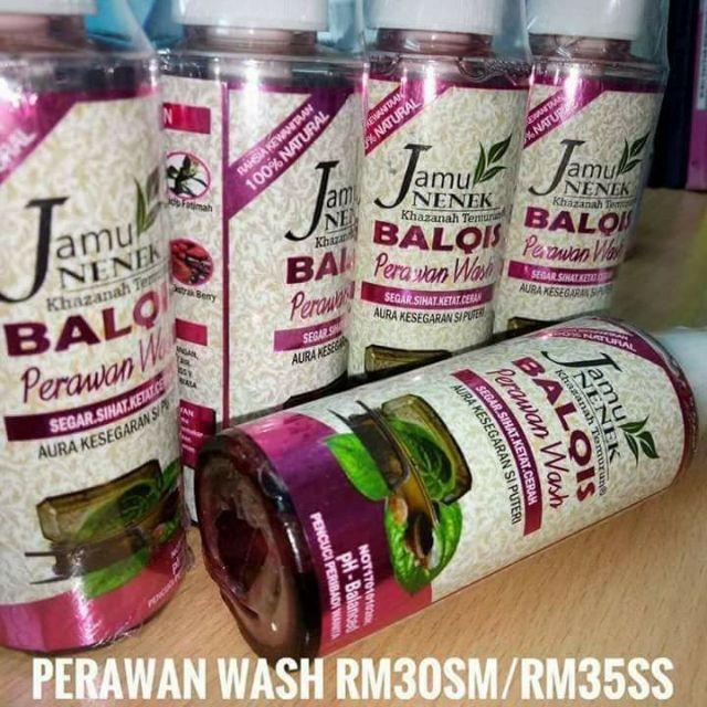 Perawan Wash Shopee Malaysia