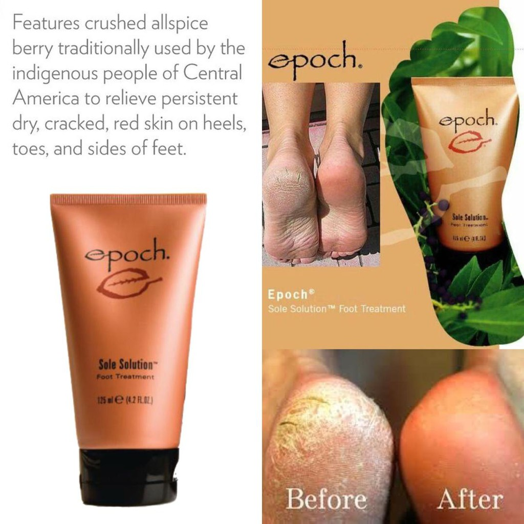 epoch foot treatment