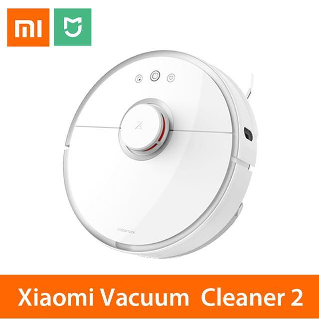 (Ready Stock)XIAOMI MIJIA Gen 2 Mi Robot Vacuum Cleaner WiFi Smart Roborock  Mop