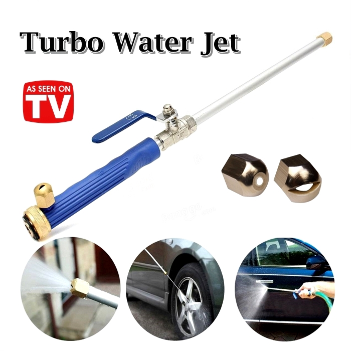 Car Cleaning High Pressure Turbo Water Jet