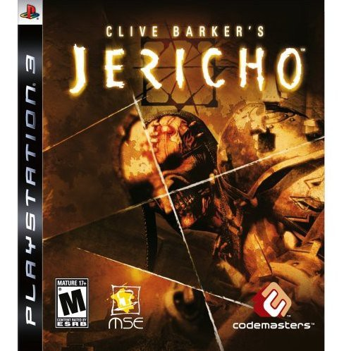 PS3 Clive Barker's Jericho (R2) (Englsh) (New)