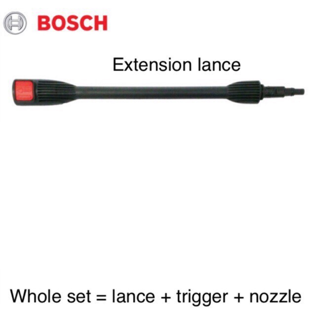 [MTMACHINERY]BOSCH LANCE FOR ALL AQT RANGE HIGH PRESSURE CLEANER
