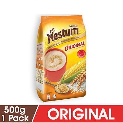 NESTLE NESTUM Cereal Drink Original 500g /550g