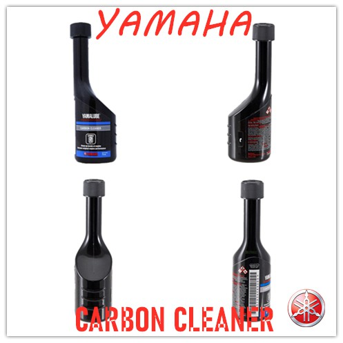 100% ORGINAL YAMAHA YAMALUBE CARBON CLEANER SERVISE MOTORCYCLE FUEL INJENTION / CABURATOR,CLEANING VALVE AND PISTON 75ML