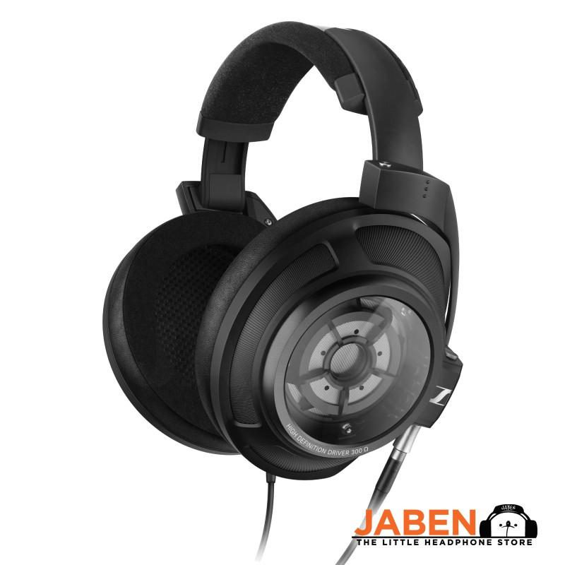 Sennheiser HD 820 Flagship Hi-Res Detachable Cable 4.4mm XLR4 Balanced Closed Back Over-Ear Headphones [Jaben]