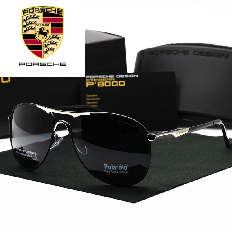 4de60d63ae Polaroid Unisex Aviator Grey Polarized Sunglasses PLD2054 F S 003M9 - Black