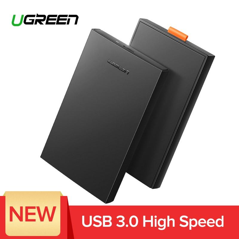 UGREEN HDD Enclosure 2 5 inch SATA to USB 3 0 SSD Adapter Hard Disk Drive