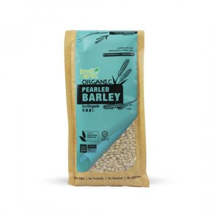 Love Earth Organic Pearled Barley 580g 乐儿有机薏仁 580公克 (袋装)