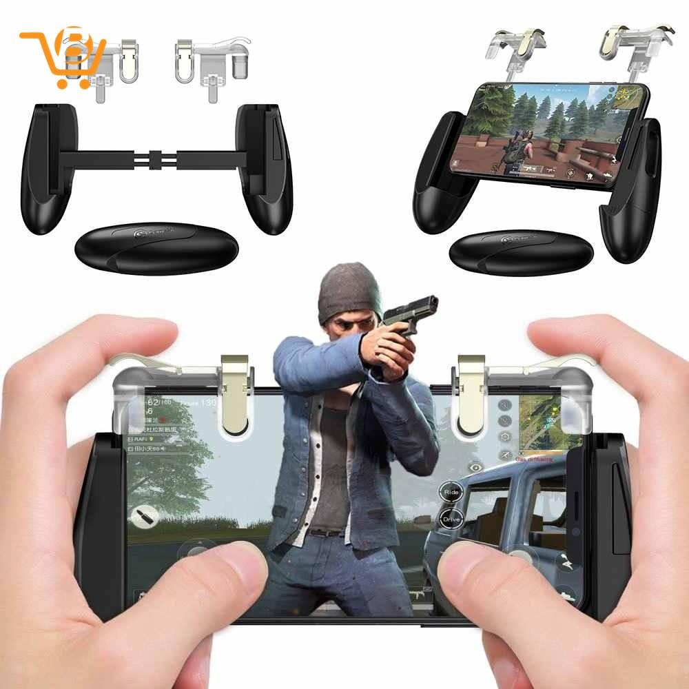 NEW! Gamesir F2 Joystick Grip Handle Game Controller PUBG ROS FIFA Mobile  Legend