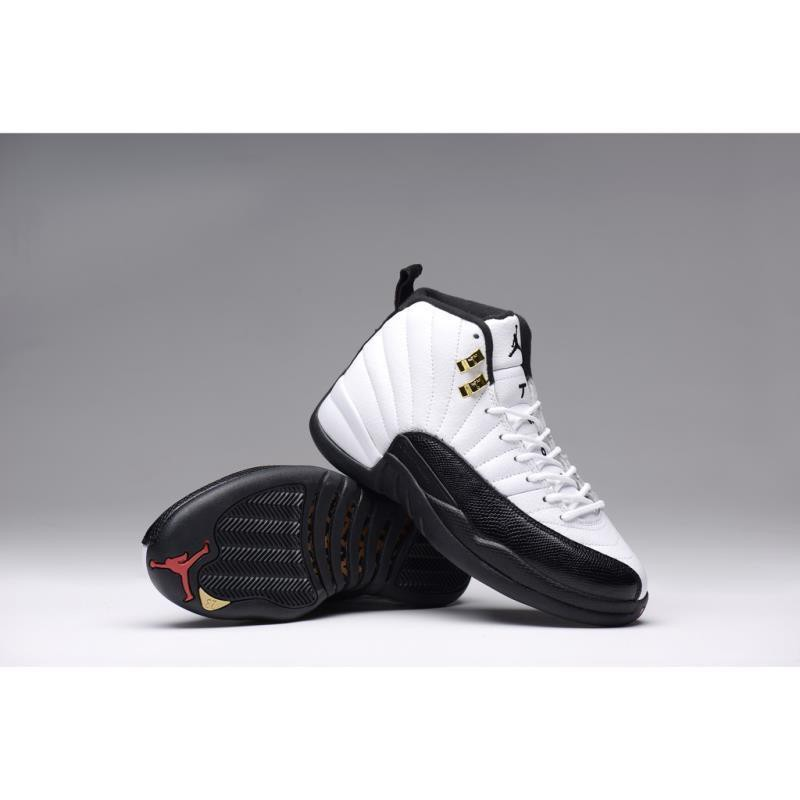 newest e9383 9aa07 Nike AIR JORDAN 12 RETRO Black Black