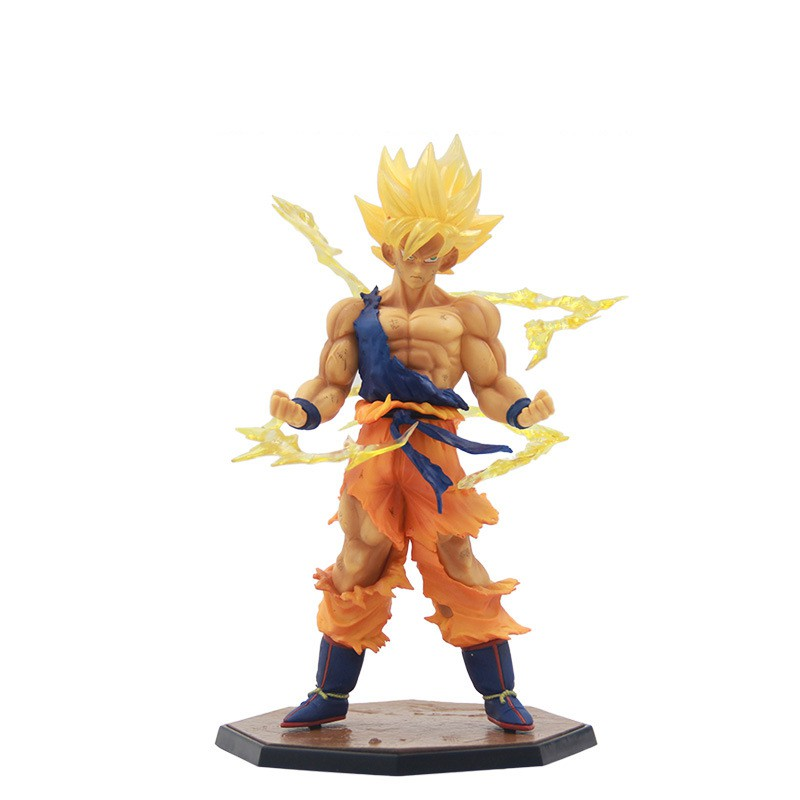 Anime Dragon Ball Zero Son Goku Freeza Frieza Figure Action Collection Toys Gift