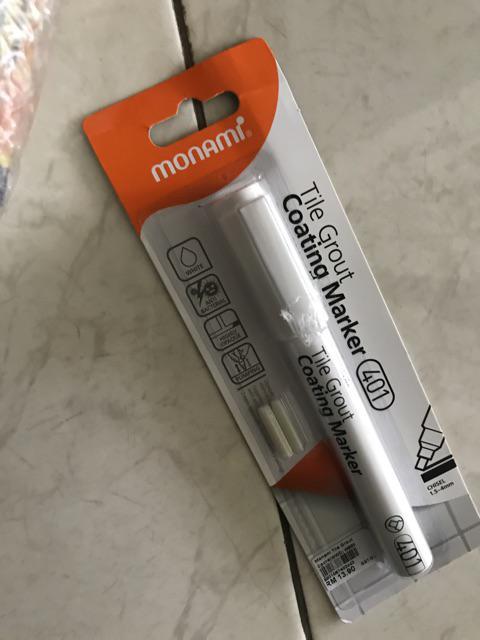 Select Colour Artline EK-419 Grout Pen Permanent Tile Marker Kitchen Shower