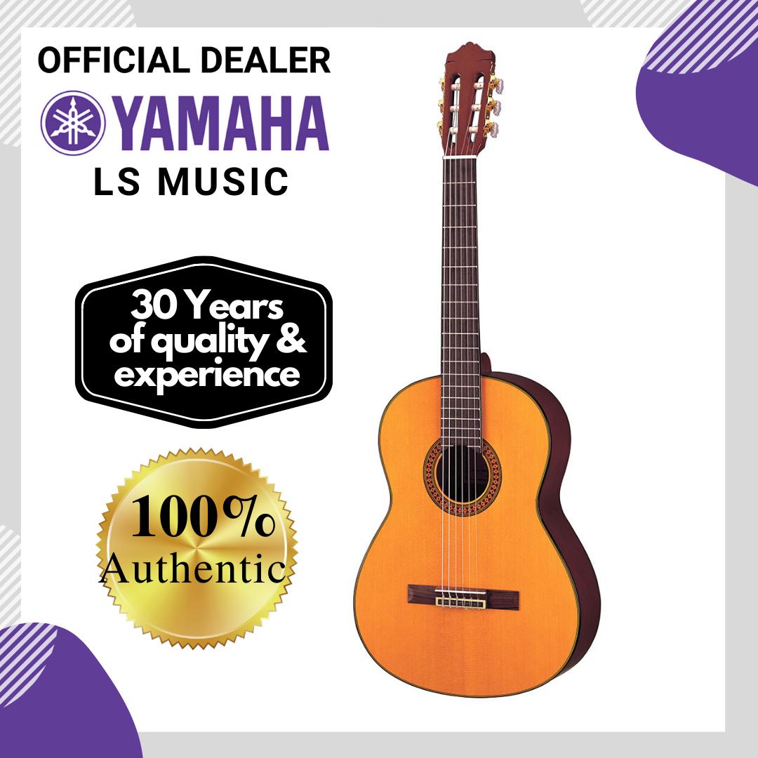 Yamaha Classical Guitar C80 Gitar Klasik ( C 80 / Nylon ) guitar acoustic accoustic guitar Music instrument Gitar
