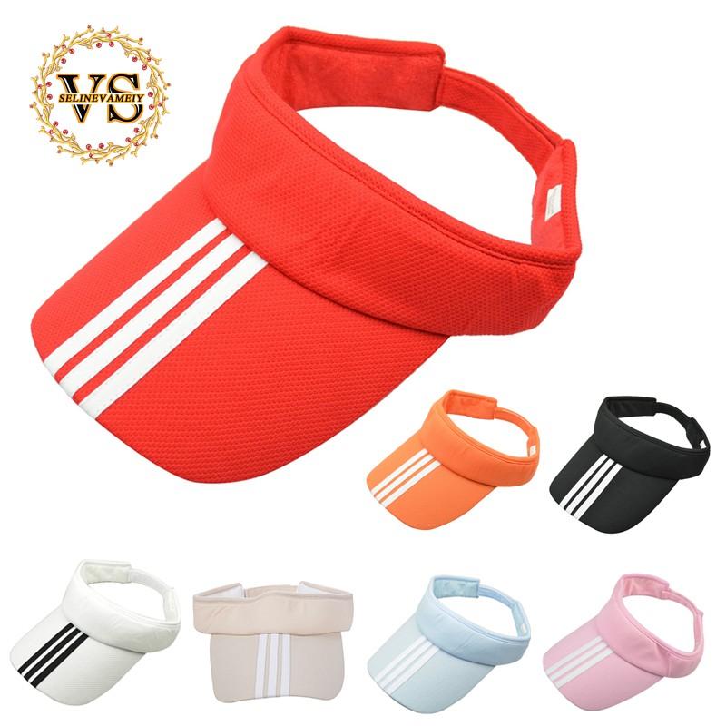 fd5a4ff6b5b83 Mario Tennis Ace Mario Tennis Cap Mario Adjustable Sun Visor Sport Golf Hat  | Shopee Malaysia