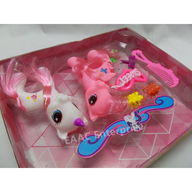 My Little Pony My Pretty Horse - Comb My Hair Poney
