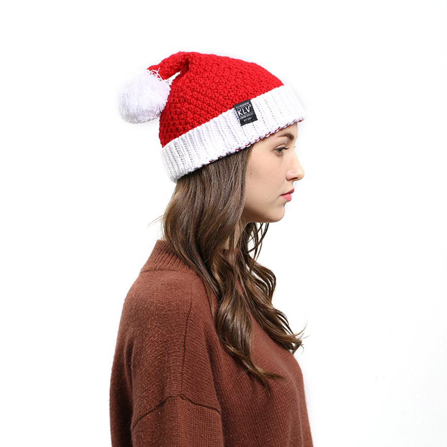 Christmas decorations Santa Claus hats Christmas hats adult children hats  15eae1010d59
