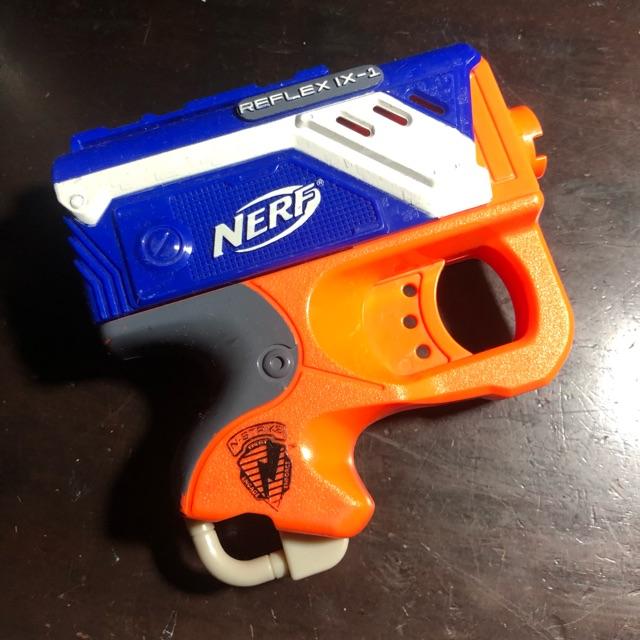 Nerf Gun Reflex Good Condition