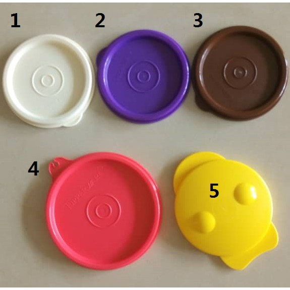 Tupperware Spare Part Cover /G seal/giant tumbler/snack cup/thirstbreak tumbler