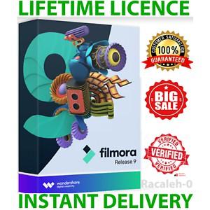Wondershare Filmora 9 Full Version