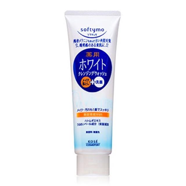 Softymo White Foaming Cleanser