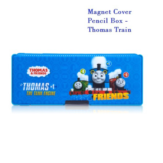 Magnet Cover Pencil Box Case Thomas Train (Official Product)