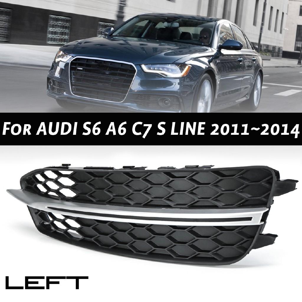 New Genuine Audi TT MK2 S Line Front Bumper Fog Light Grill Left 8J0807681KT94