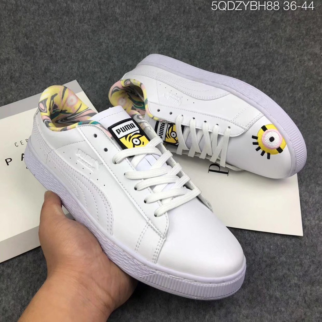 Puma St Runner Nl Leather Casual Shoes Shopee Malaysia Hummer Neopo Original Suede