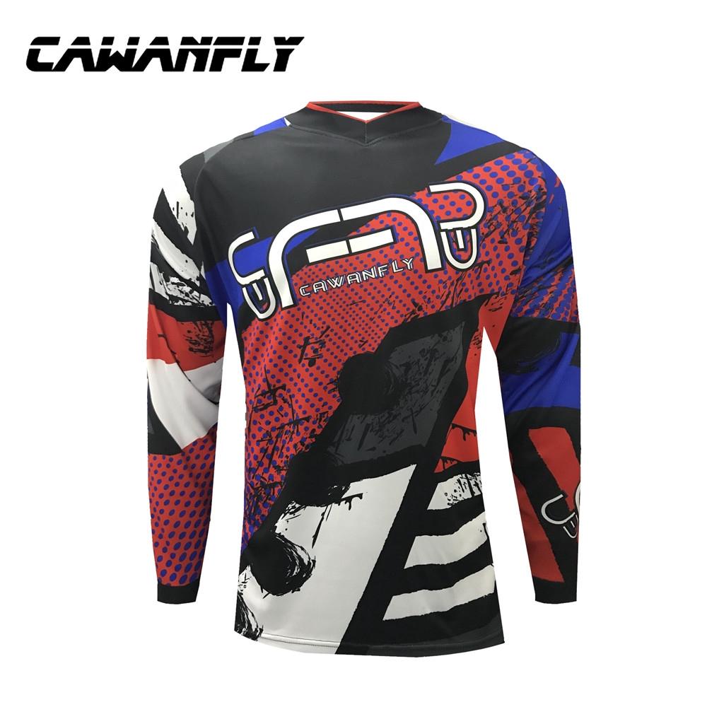 2019 Hot sell Racing Jersey Shirt Men/'s Motocross//MX//ATV//BMX//MTB