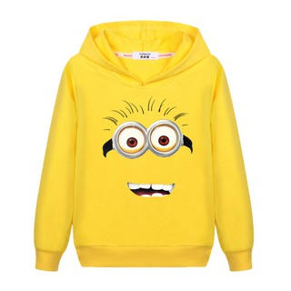 One In a Minion Despicable Me Dave Funny Unisex Sweatshirt Jumper S-3XL