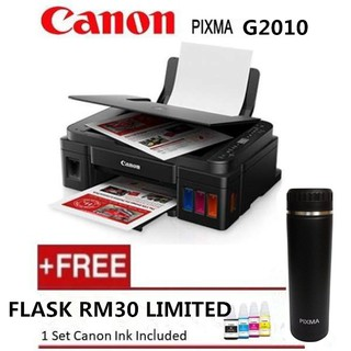 Canon Pixma G2010 Ink Efficient 3 In 1 Inkjet Printer