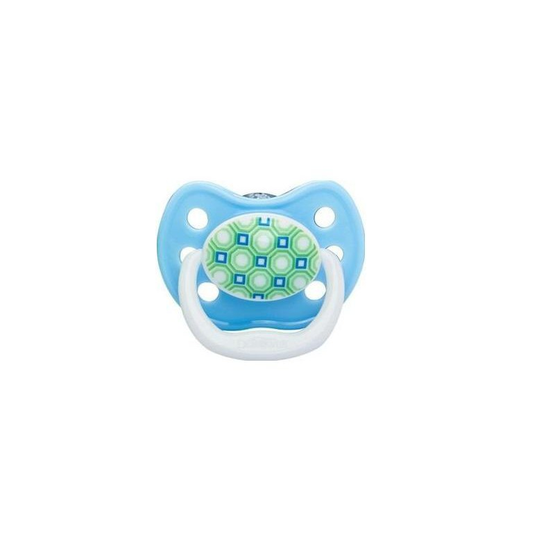 Dr. Brown\'s® PreVent™ CLASSIC SHIELD Pacifier Stage 3: 12+month - Blue (1-Pack)