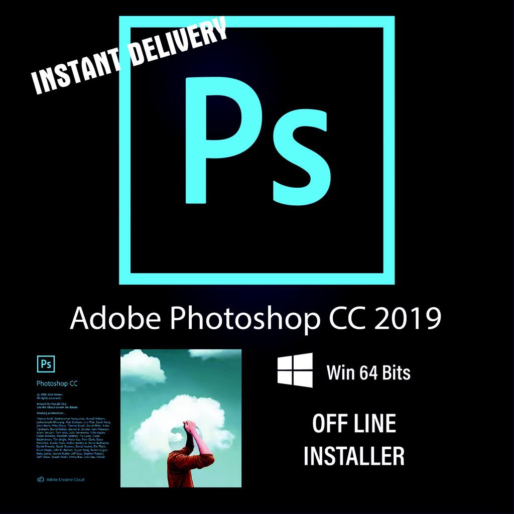 photoshop latest version 2019