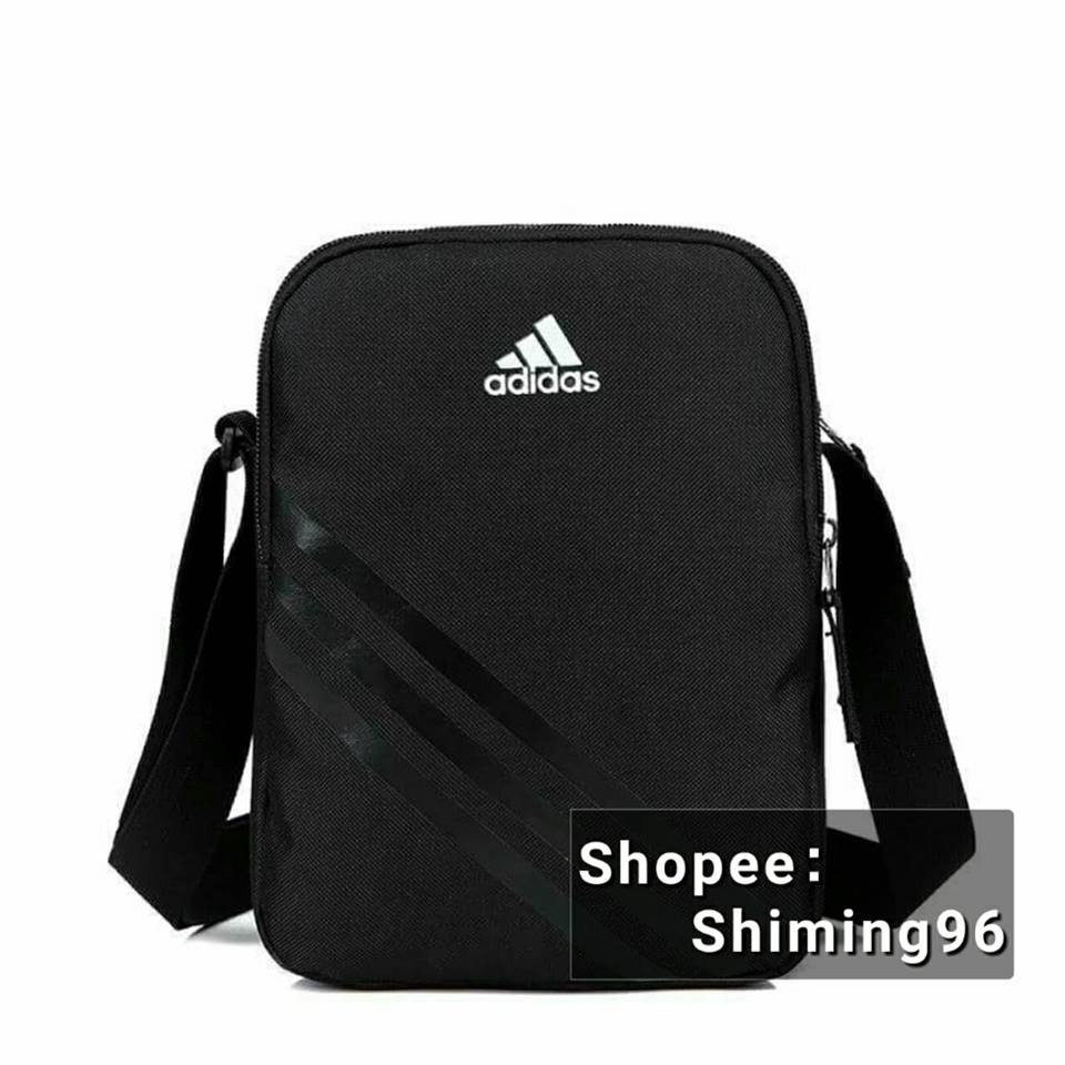 Adidas Men   Women Clutch Bag   Shoulder Messenger Handbag   CrossBody  Sling bag