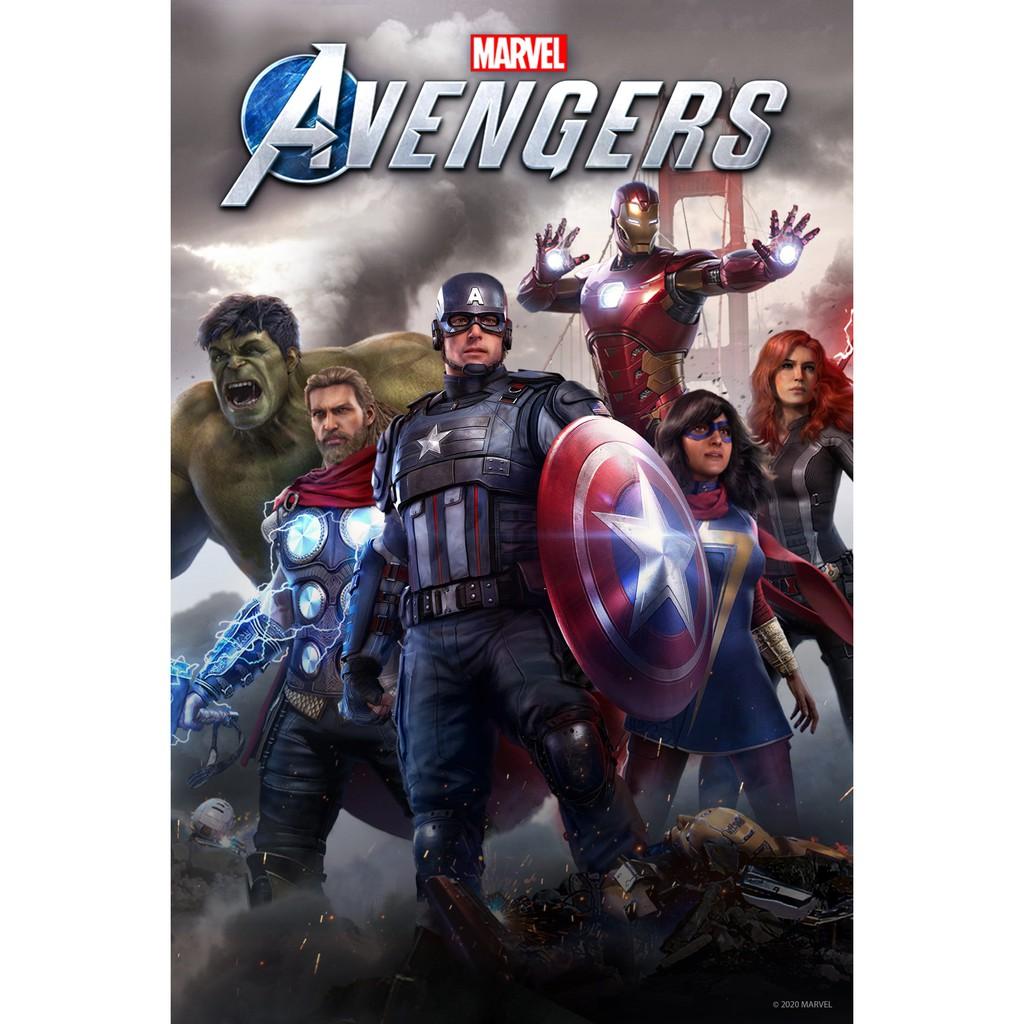 Marvel\'s Avengers [PC STEAM DIGITAL CODE]