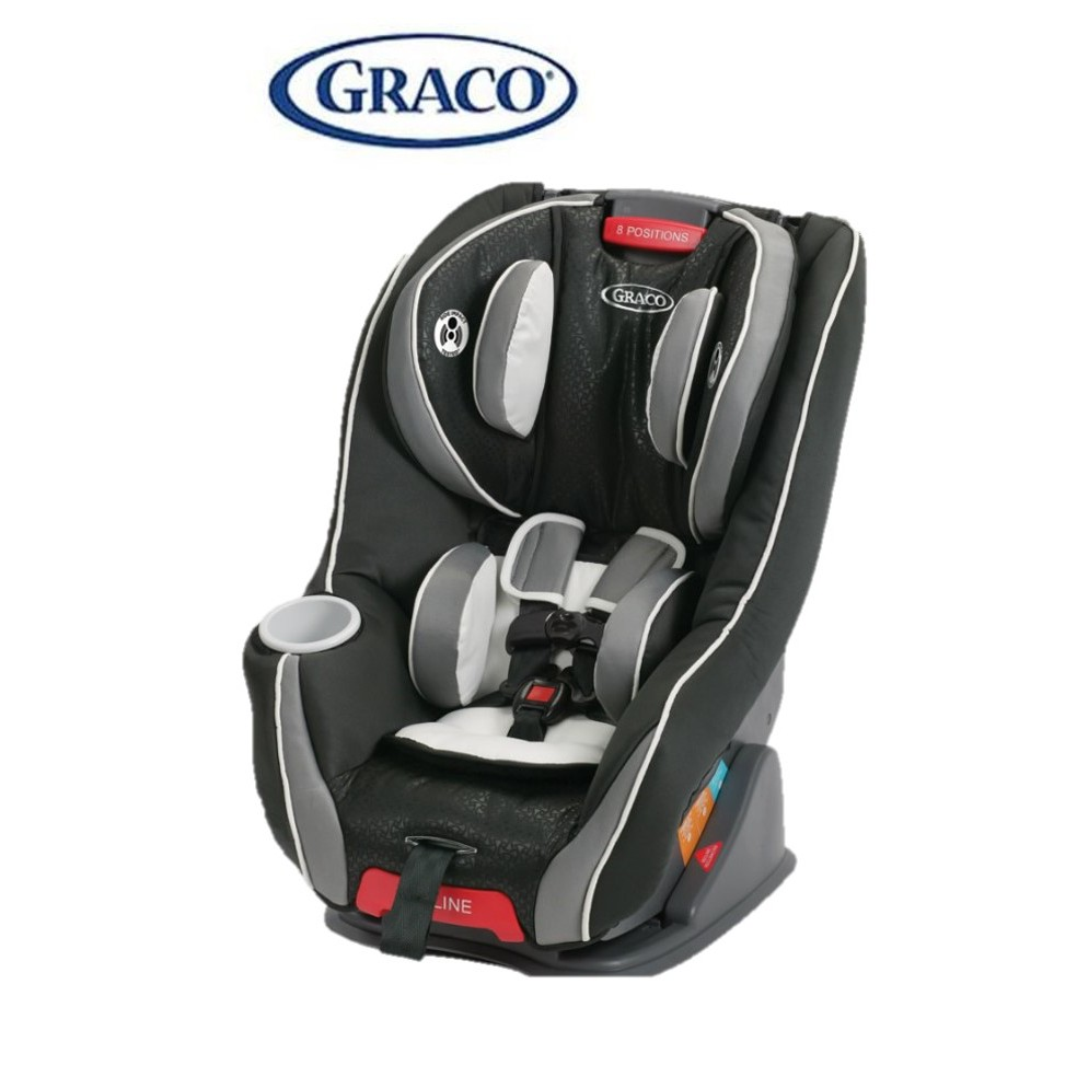 Graco Milestone Convertible Car Seat With Isofix