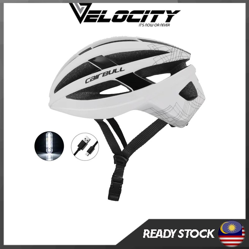 CAIRBULL Helmet VISTA Cairbull 09 Roadbike Helmet Road Helmet With Back Light